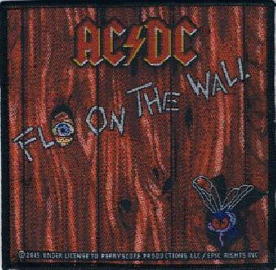 acdc fly on the wall