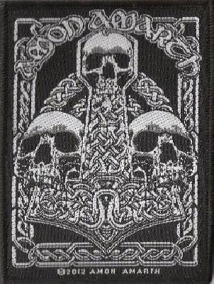 amon amarth thre skulls
