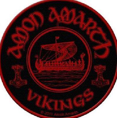 amon amarth vikings circular