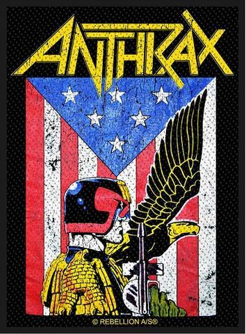 anthrax judge dredd