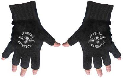 avenged sevenfold fingerless gloves