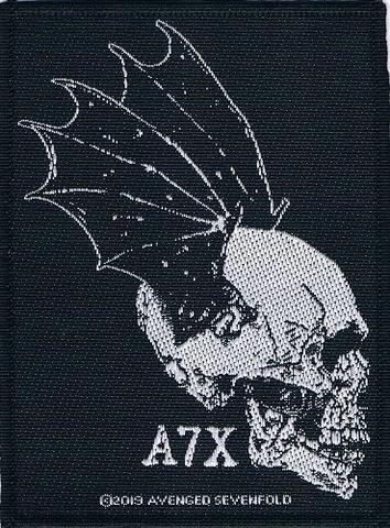 avenged sevenfold skull profile