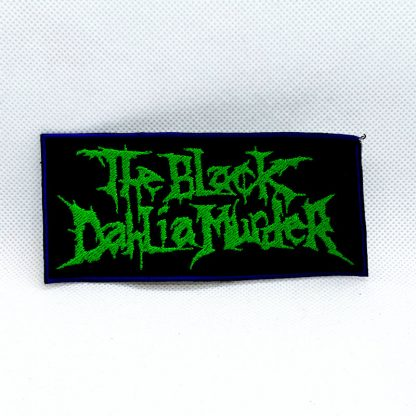 black dahlia murder green