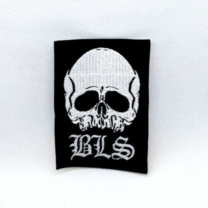 black label society skull