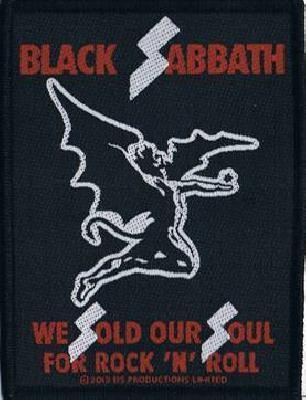 black sabbath we sold our soul