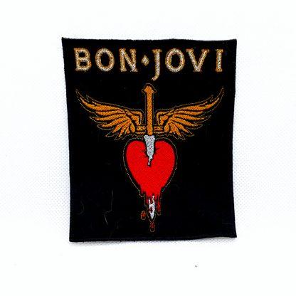 bon jovi heart and dagger