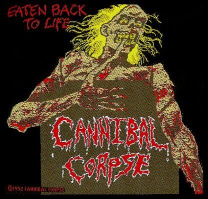 cannibal corpse eaten back to life 1992