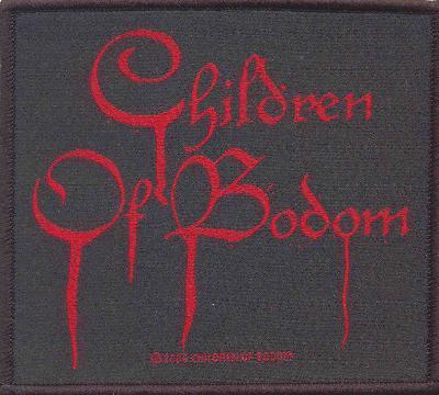 children of bodom blood logo