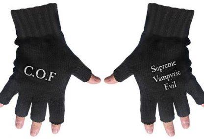 cradle of filth fingerless gloves
