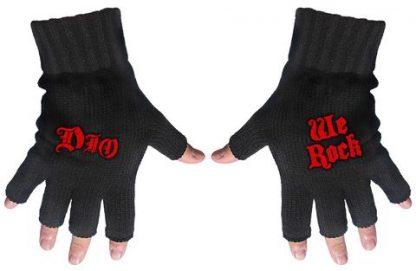 dio fingerless gloves
