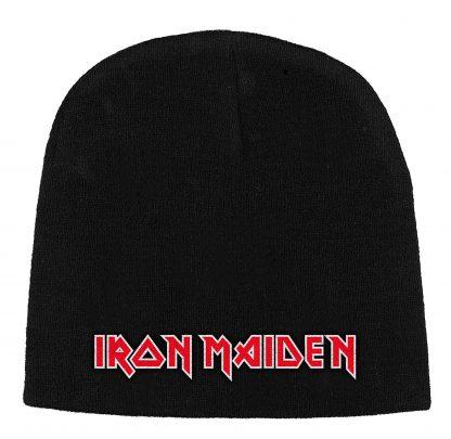 iron maiden embroidered logo 1