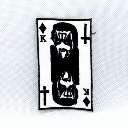 king diamond playing card