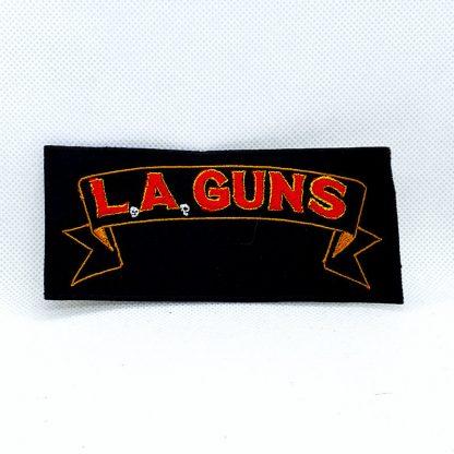 la guns banner