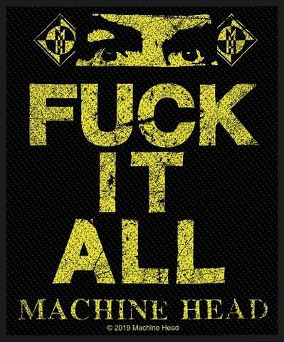 machine head fuck it all