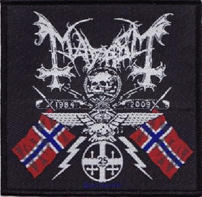 Mayhem Coat Of Arms