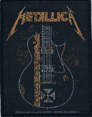 metallica hetfield guitar