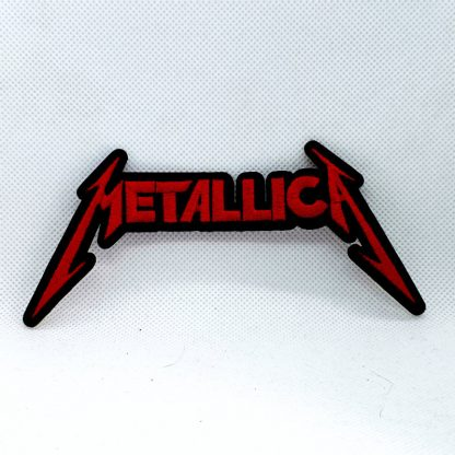 metallica red cutout