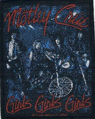 motley crue girls girls girls band