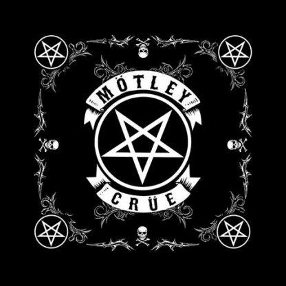 motley crue pentagram 2