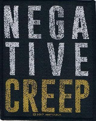 nirvana negative creep