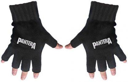 pantera fingerless gloves