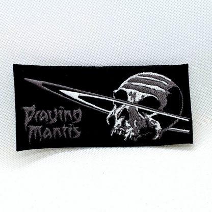 praying mantis planet skull