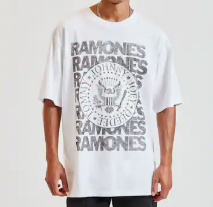 ramones presidential shield