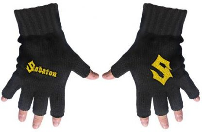 Sabaton Fingerless Gloves