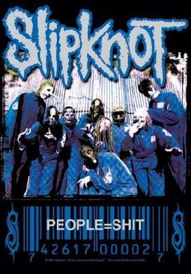 slipknot people shit flag