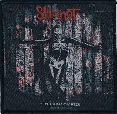 slipknot the gray chapter