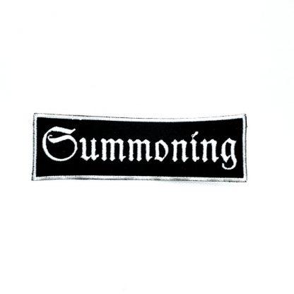 Summoning Logo Patch