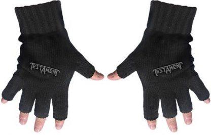 testament fingerless gloves