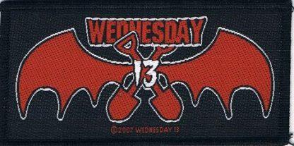 wednesday 13 bat logo