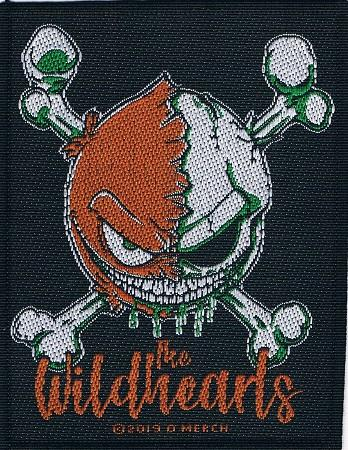 wildhearts orange skull 1