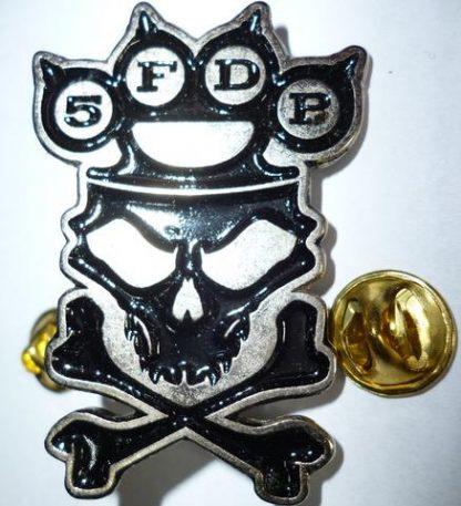 5fdp knuckles skull pin