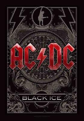 acdc black ice flag