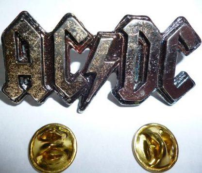 acdc logo pin