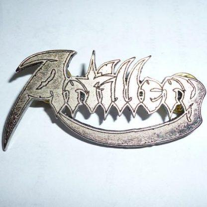 artillery pin