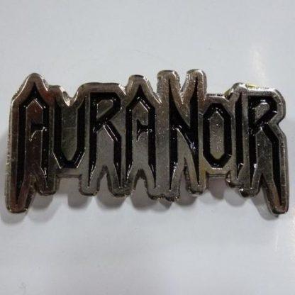 Aura Noir 2D Pin