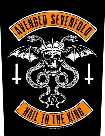 avenged sevenfold biker snake