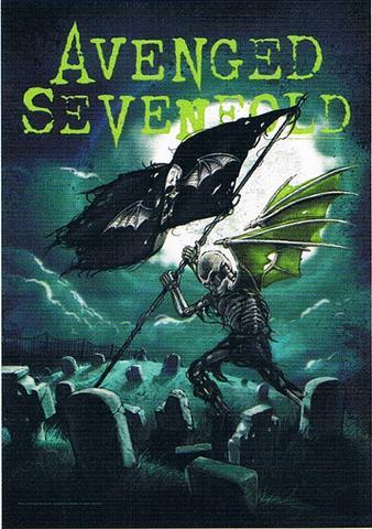 avenged sevenfold cemetery