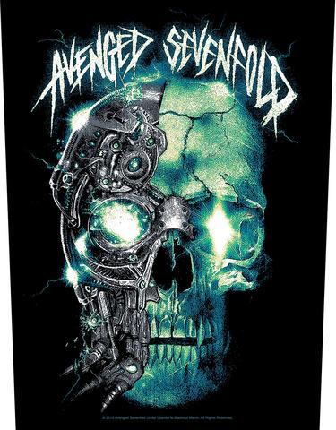 avenged sevenfold mechanical skull