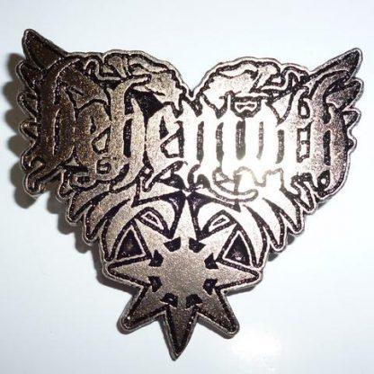 behemoth eagle pin
