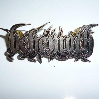 behemoth logo pin