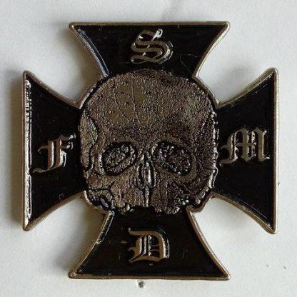 black label society sdmf pin