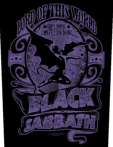 black sabbath lord of this world