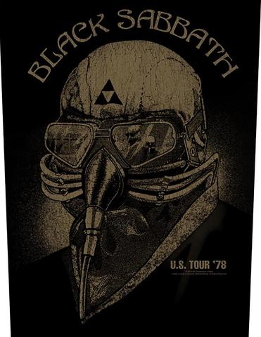 black sabbath us tour 78