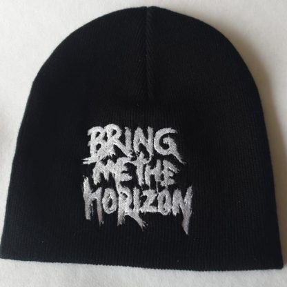 bring me the horizon logo beanie 1