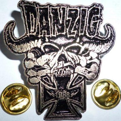 danzig 30 years pin
