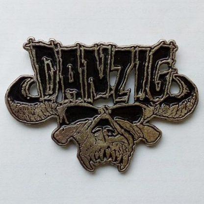 danzig logo pin